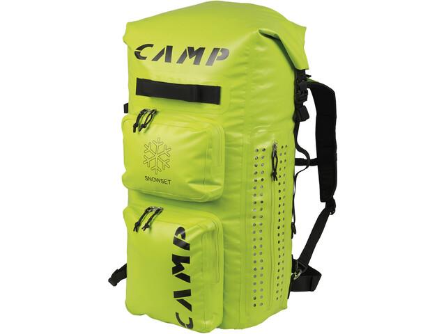 Camp Snowset Backpack 65L lime